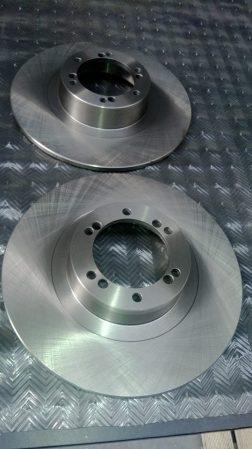Custom made parts